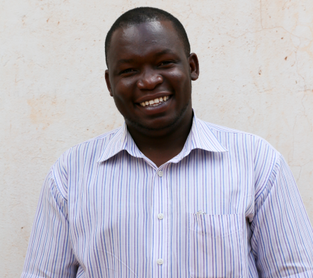 Steven Musana: Student & Family Support Worker